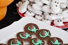 Halloween boo food / by Bonnie Landree