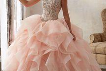 Quinceanera dresses / Dress