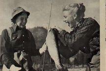 Retro Fishing