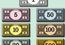 Monopoly money prints