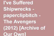 Avengers Fic Rec