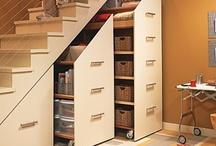 tiroir escalier