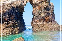 Playas de España / ¡Nuestras playas favoritas en España!  ¿Cuál es la tuya?
