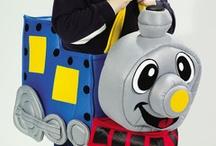 Thomas the train / by Amber Hawkins