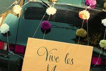 wedding - voiture