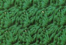 Punti uncinetto e maglia