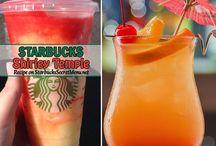 Starbucks Secret Menu / by Katelyn Miller