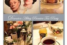 Downton party