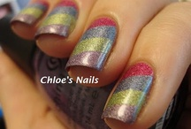Neato Nails / by Melissa A