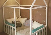 Toddler bed / Toddler bed ideas