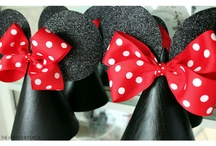 minnie mouse party / by Angie McGaha