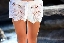 {Lacy Skirts & Shorts} / by Mercedes Rodgers