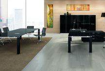 Executive - Jet Evo / Mobili per ufficio dove creatività e buon gusto si mescolano con armonia.