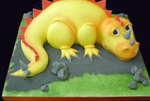 Cakes / Dinosaur