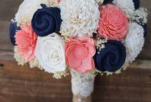 Rustic wedding colors / Wedding