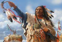 indiani d'america e sciamani