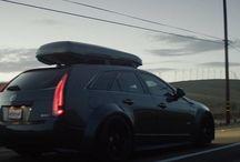 Cadillac // StartandStop