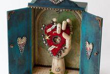Shrine box for non believers