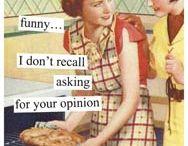50's Housewife Humor
