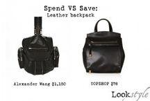 Spend vs. Save