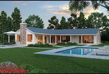 L shaped homes uk