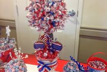 4th of july / by Francine-Country Princess Evans