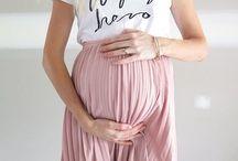 Образы для фотосессии беременности
