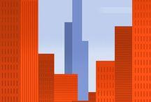 Chicago...on my mind / by Sue Ellen Phillips
