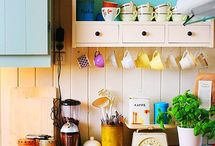 Kitchens / by Johanna M.