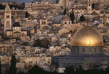 The Holy Land / My dream trip in 1985.