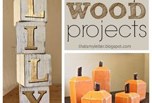 Crafts- wood