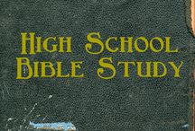 High School Bible Study / high school bible study, bible study for teens