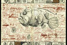 Art Journal & Inspiration / by Tiffany Scott-King