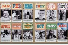 Scrapbooking-Two Page Layouts / by Katie