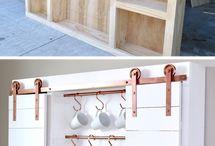 DIY Madera - Wood DIY projects
