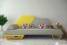 dekoratif mobilya