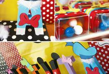 Kid Party Ideas / by Kristen Flores