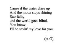 Song's lyrics