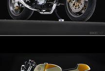 Cafe-racer, Ducati!!!!