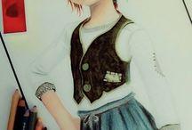 Η Μπαλαρίνα σε σκίτσο!!!♥♥♥