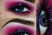 Makeup groovy cat