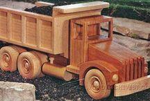 Woodwork / Children's toys