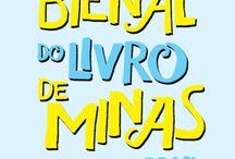 4 Th BIENNIAL OF THE BOOK OF MINAS GERAIS - 2014 - BRAZIL - 4 ª BIENAL DO LIVRO DE MINAS GERAIS / 4ª Biennal do Livro de Minas Gerais em Belo Horizonte, Brasil