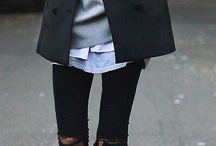 Crossover fashions / Men's style for women