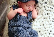 Knitted Photo Props