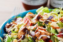 The Best Salad Recipes / Mouthwatering salads that turn ordinary into fantastic.