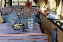 Camping & the Camper / All things camping and camper decor ideas