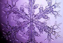 Hópehely / Snowflake