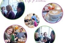 Unterwegs/ Shopping / Cafés