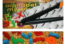 Toddler Alphabet / Games for learning alphabet